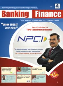 Banking Finance February 2017