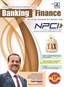 Banking Finance August 2017