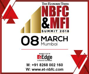 Economic Times NBFC & MFI Summit
