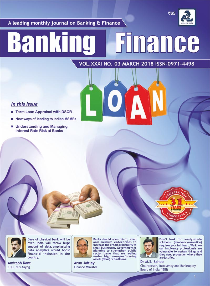 Banking Finance March 2018