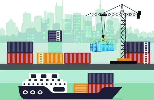 Exports grow 11% in first half of Jan